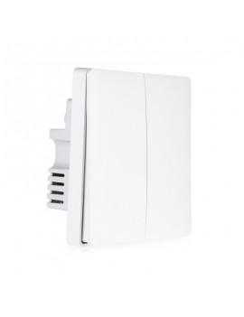 Aqara Smart Light Control Fire Wire and Zero Line Double Key Version