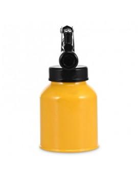 250g Oil Pot Grease Spray Gun High Pressure Hand Oiler Pump Hose Machine